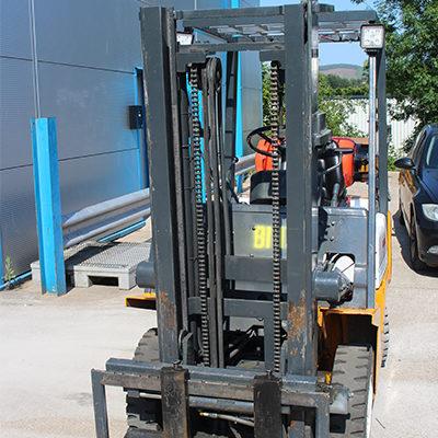 Puma 5G15 Forklift truck